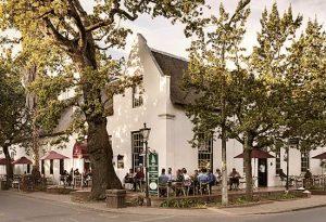 Stellenbosch Hotel and Restaurant