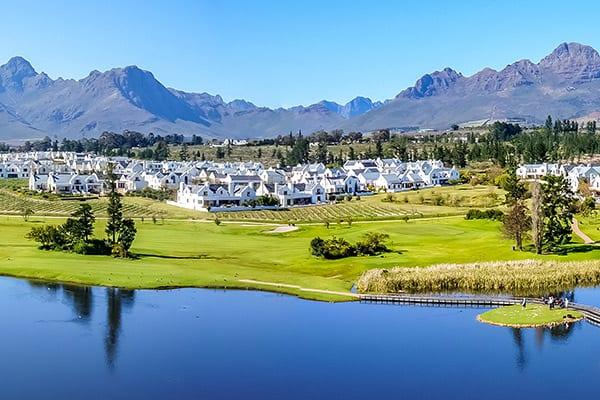 -Stellenbosch De-Zalze golf Course