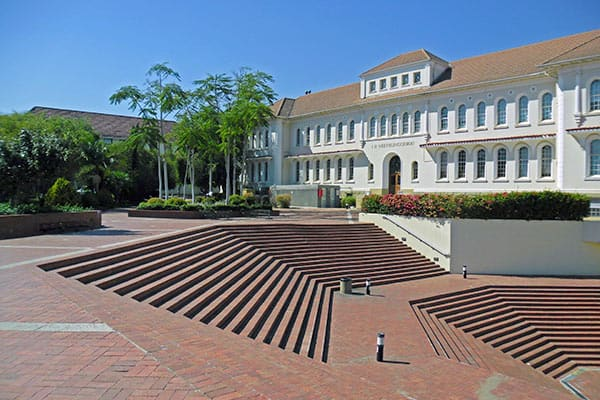 Stellenbosch University Building