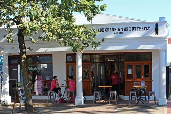Stellenbosch Coffee Shops