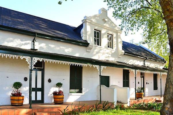 Stellenbosch day tours
