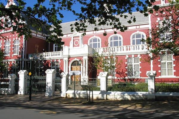 Stellenbosch-university-museum