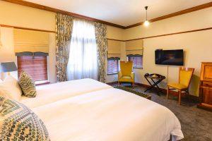Eendracht Hotel Room 1