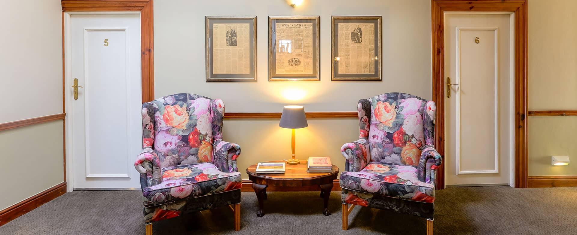 Eendracht Hotel Upper Lounge