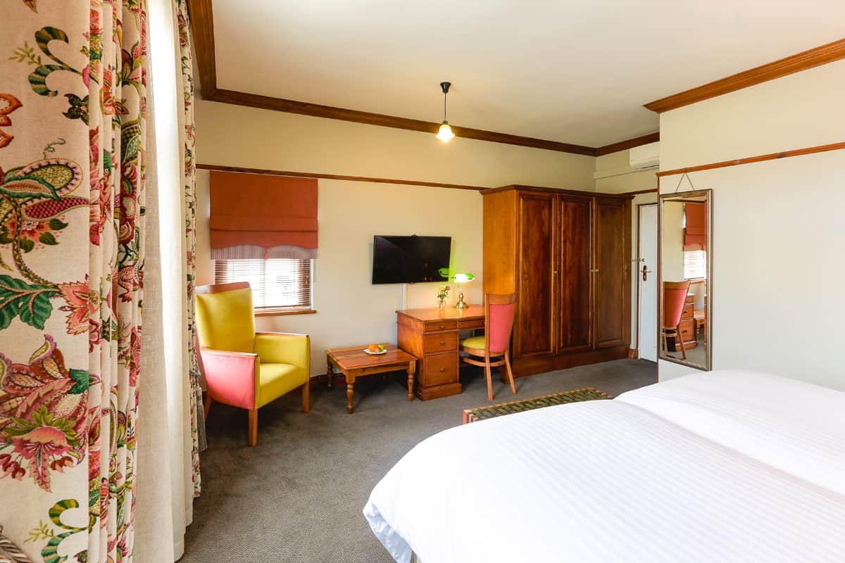 Eendracht Hotel Room 12