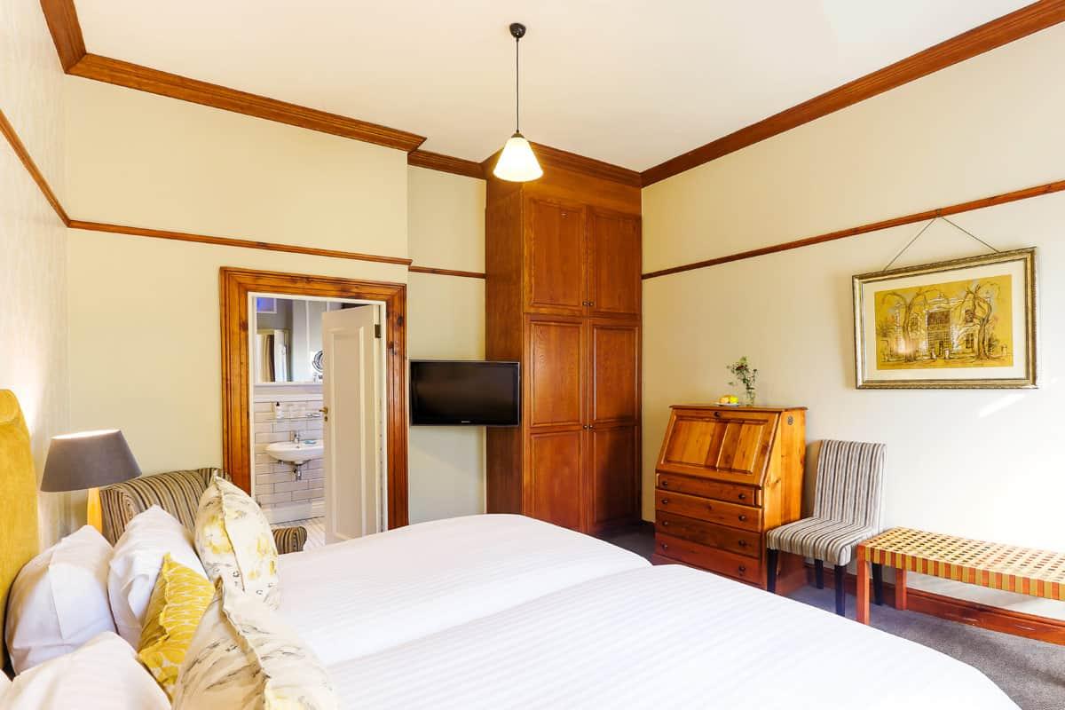 Eendracht Hotel Room 4