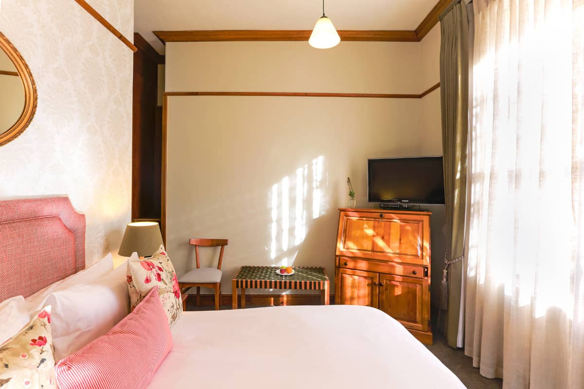 Eendracht Hotel Room 7