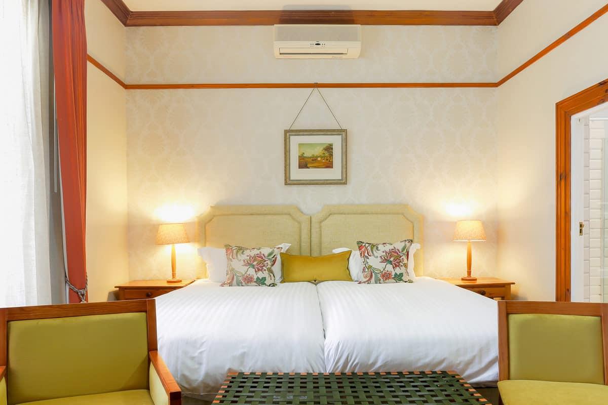 Eendracht Hotel Room 8