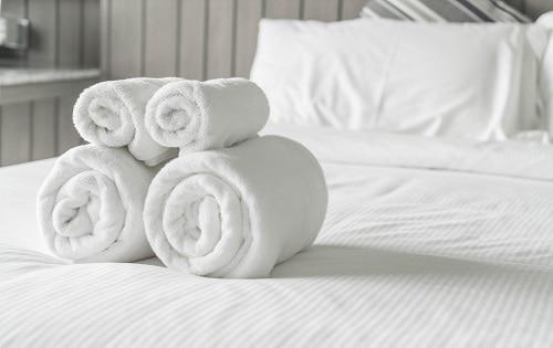 Fresh linen and towels Eendracht